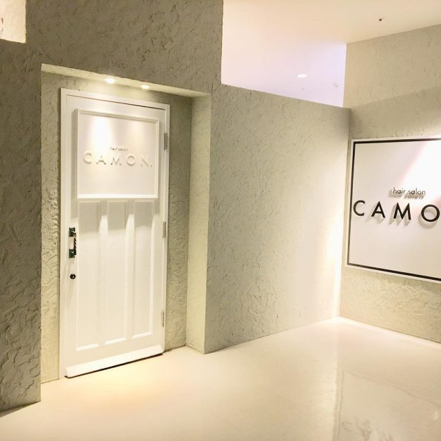 hair salon CAMON.【カモン】